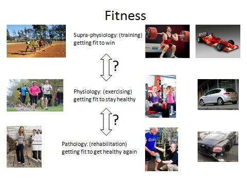 fitness - kabelka