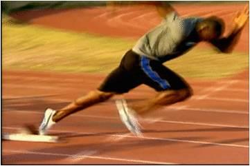 Usain Bolt start | Helping the best to get better!