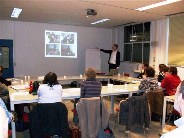 Workshop about biofeedback