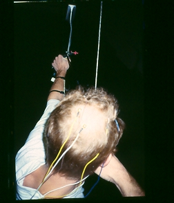 EEG in archery